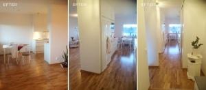 Alltjänstpoolen Linköping – renovera kök – efter